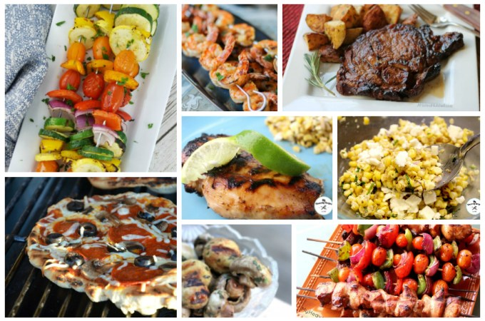 Delicious Dishes Party: Favorite Grilling Recipes