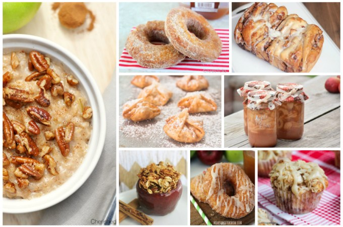 Delicious Dishes Party: Favorite Apple Recipes