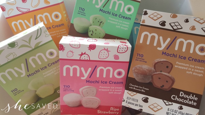 Product Review: My/Mo Mochi Ice Cream
