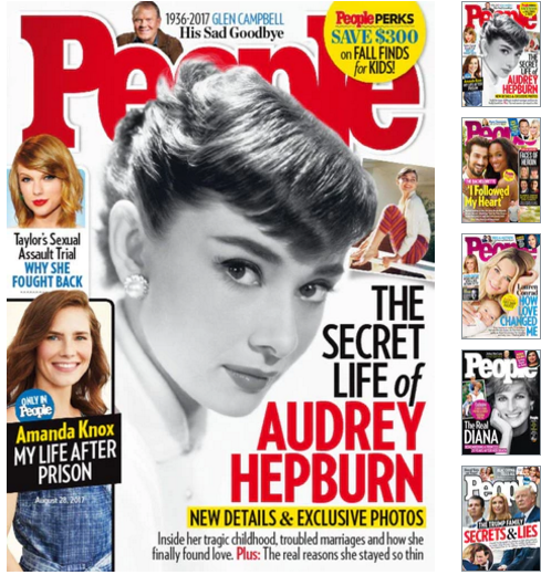 HOT* PEOPLE Magazine for $39 99 + FREE Amazon Gift Card