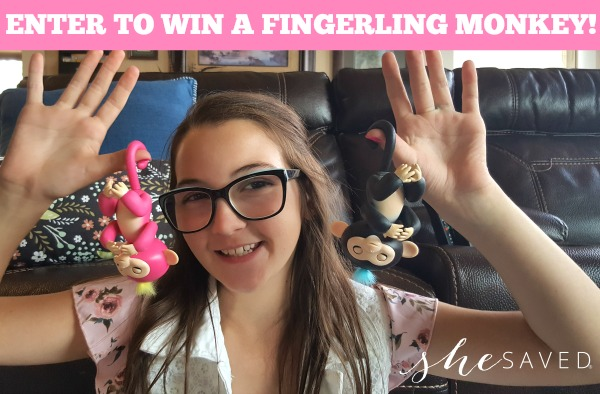 Fingerlings at GameStop + GIVEAWAY!! (3 Winners!)