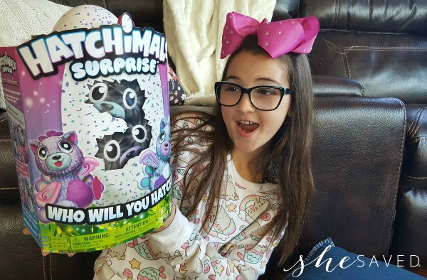 Hatchimals Surprise Unboxing + Watch it HATCH