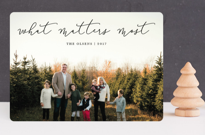 Christmas Cards from Minted (and FREE Addressing Tool!) + 15% OFF!