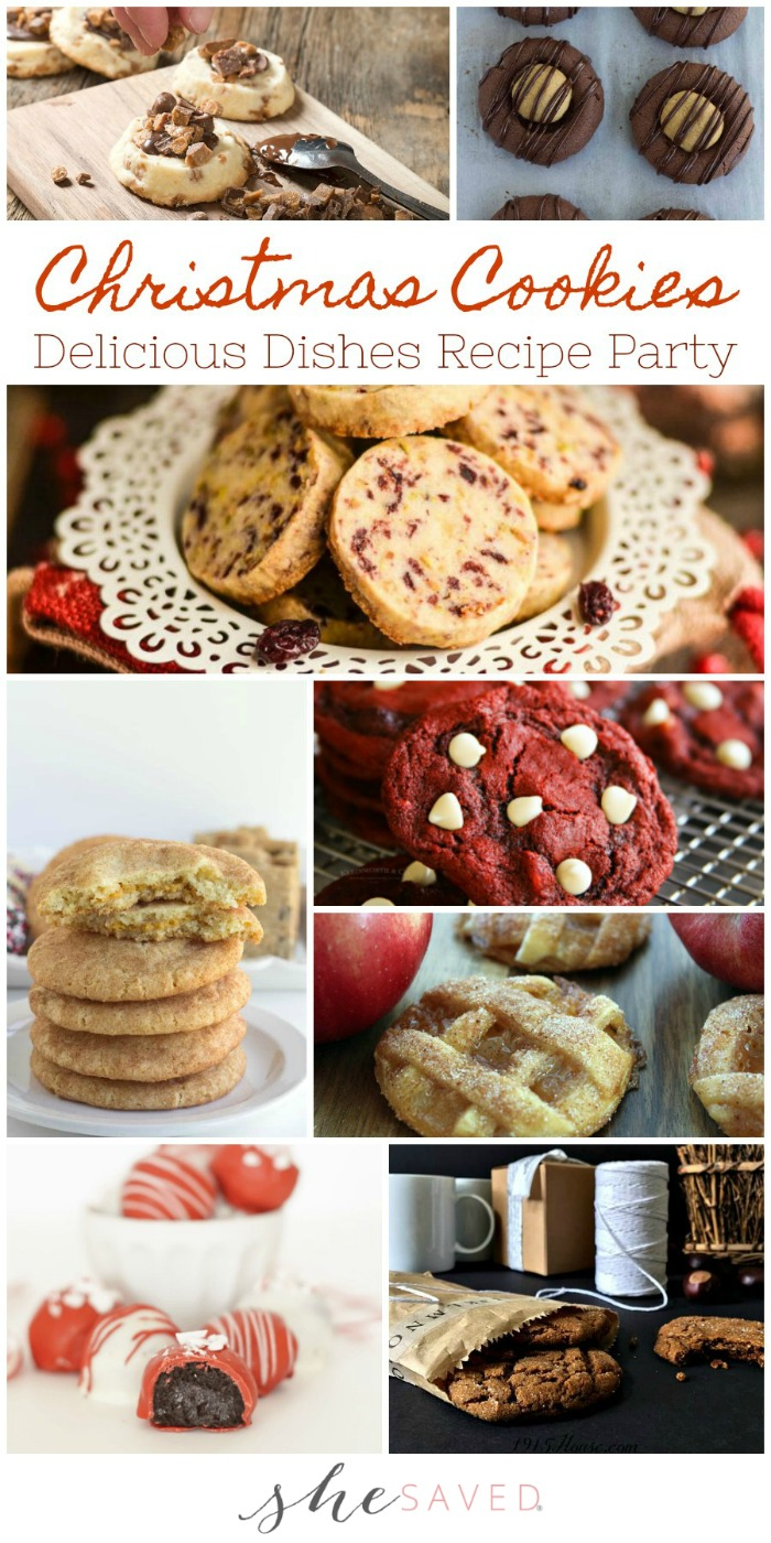 The most delicious Christmas cookies perfect for the holiday season!