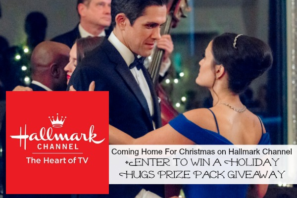 Coming Home For Christmas This Saturday on Hallmark Channel!