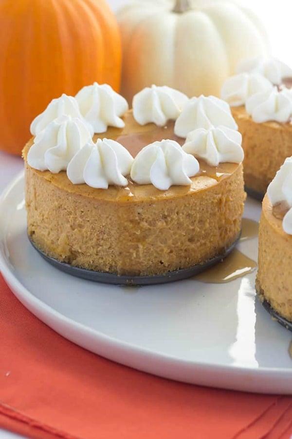 Perfect Thanksgiving Dessert idea