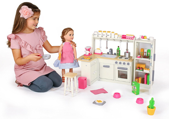 Playtime by Eimmie Collection: 18 Inch Doll Furniture Sets (+20% OFF!!)