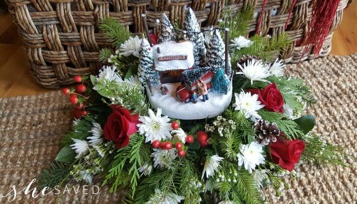Teleflora Christmas 2019 Send the Love! Teleflora Christmas Bouquets + Giveaway