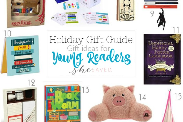 HOLIDAY GIFT GUIDE: Gifts for Young Readers