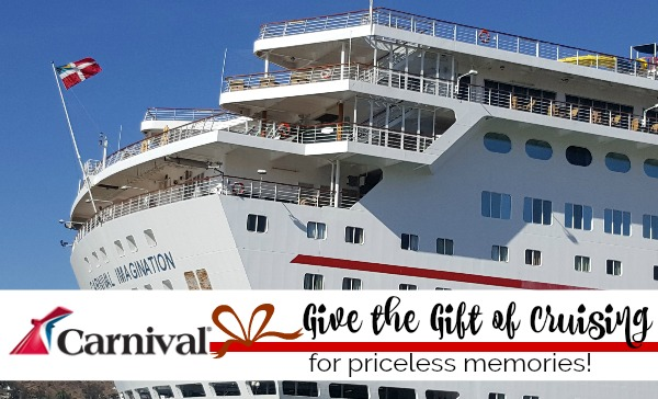 Great Family Gift Idea: Cruise with Carnival Imagination