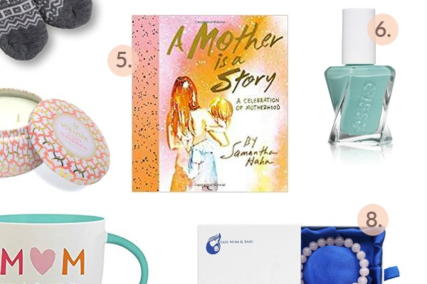 HOLIDAY GIFT GUIDE: Gifts for New Moms