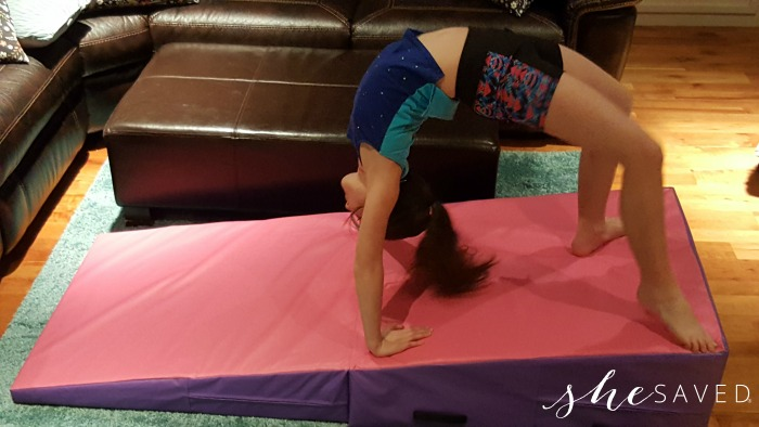 GREAT Gift Idea! Save Big on Gymnastic Mats!