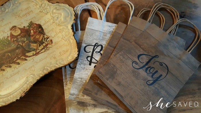 from the stocking stuffers to the gift bags gift tags and even the candy oriental trading company has it all here are a few of my favorites