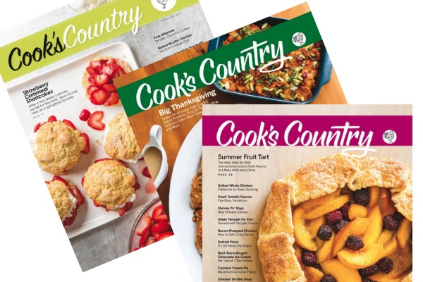 RARE Deals on Magazine Subscriptions: Modern Farmer, Cook's Country and Robb Report!