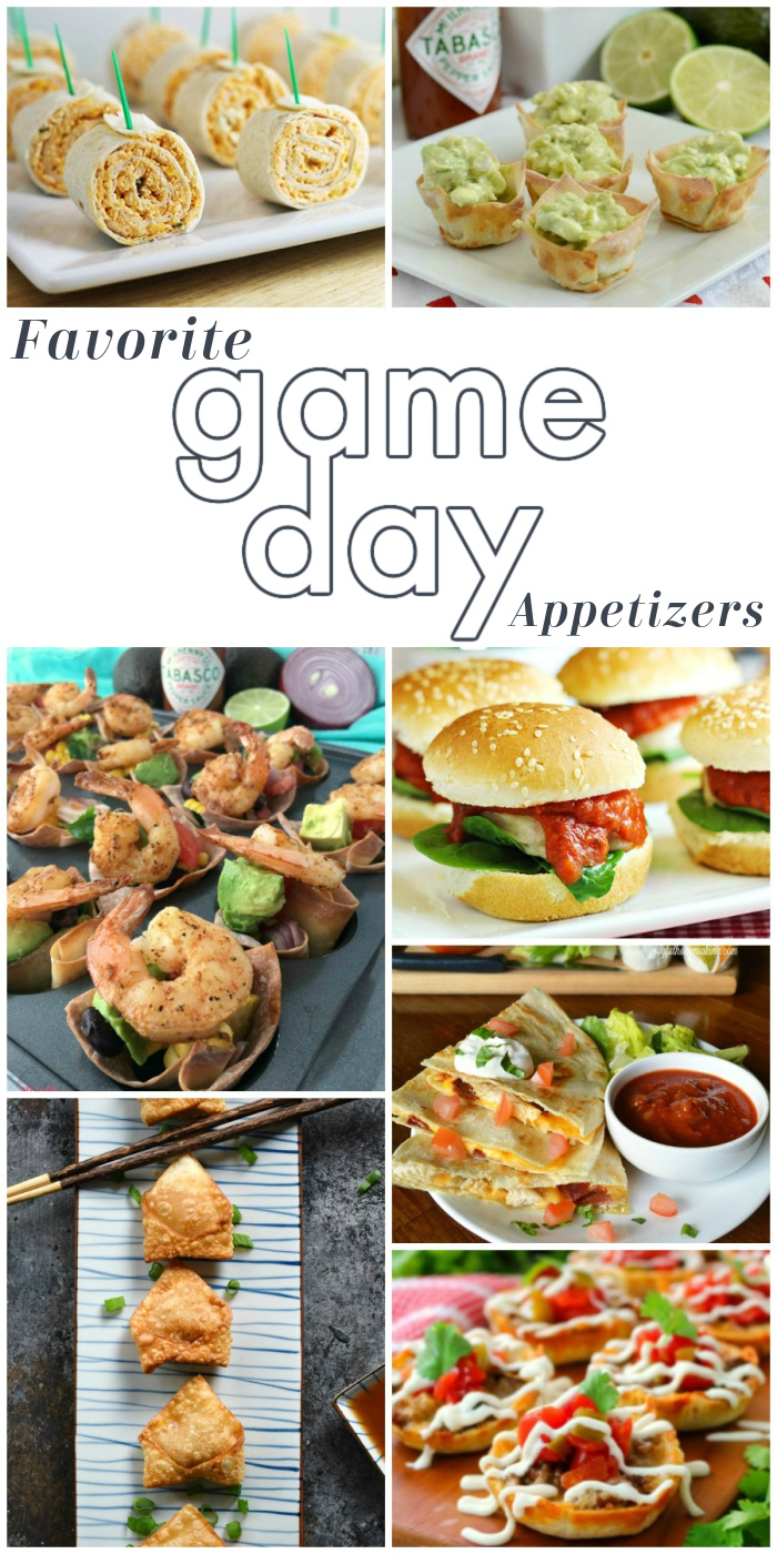 Best Game Day Appetizers
