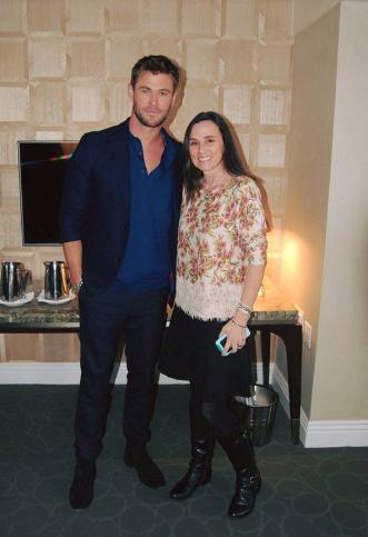 interview with Chris Hemsworth