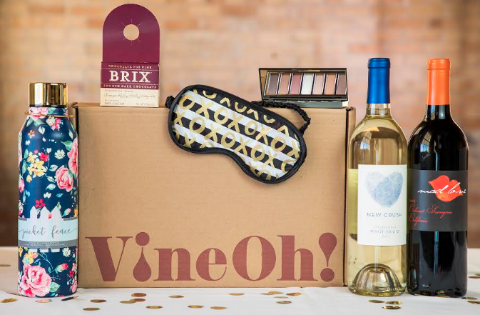 Vine Oh! Wine Subscription Box Unboxing and Review