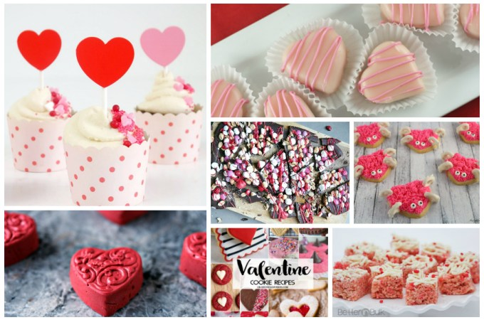 Delicious Dishes Party: Valentine's Day Treat Recipes