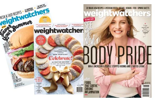 *RARE* Weight Watchers Magazine for $4.00 per Year!