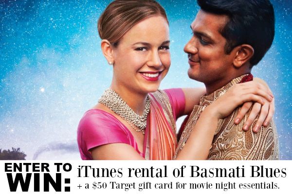 Valentine's Date Night Giveaway: Basmati Blues + $50 Target Gift Card Giveaway!