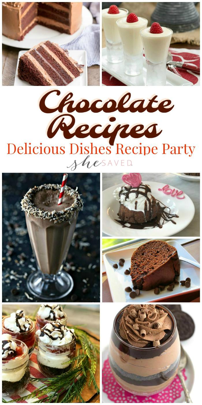 Favorite chocolate recipes!!