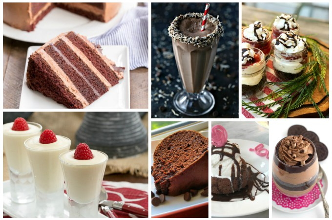 Delicious Dishes Party: Decadent Chocolate Recipes