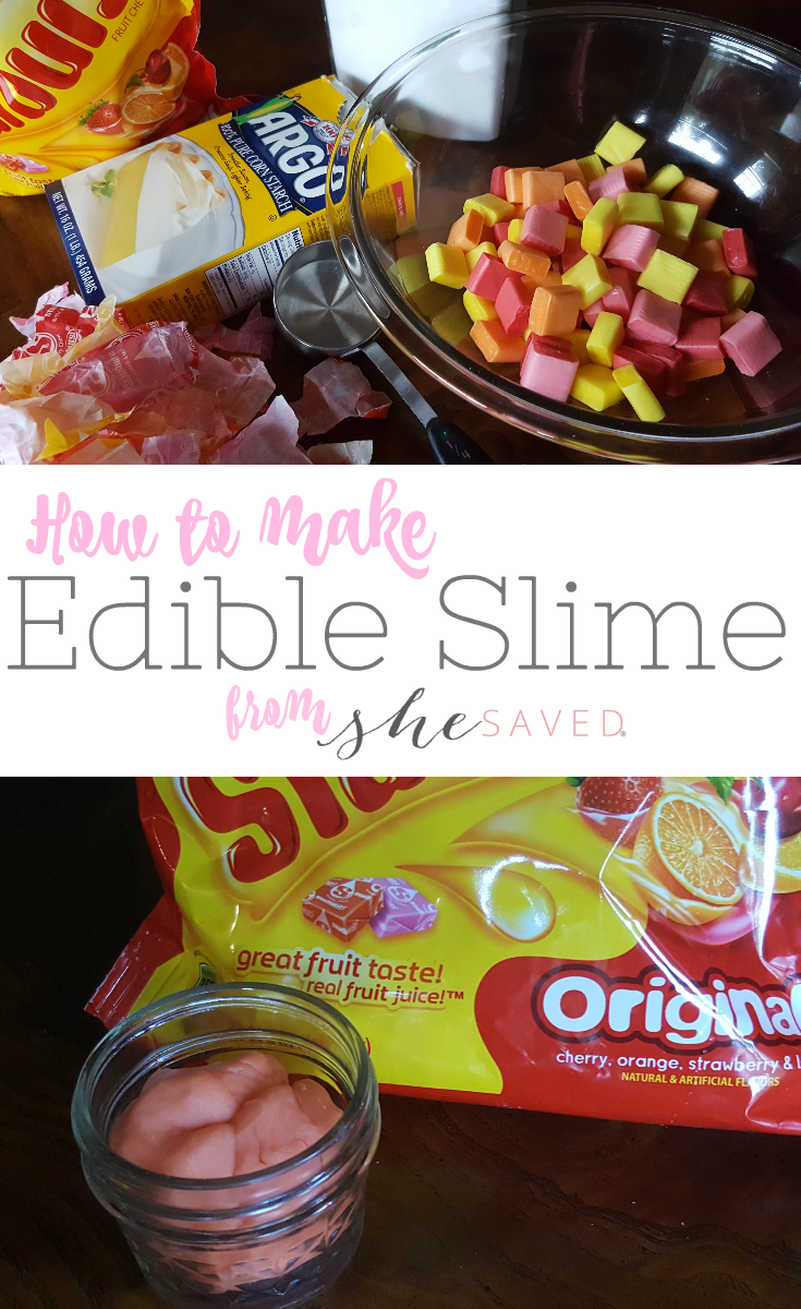 how to make slime you can eat