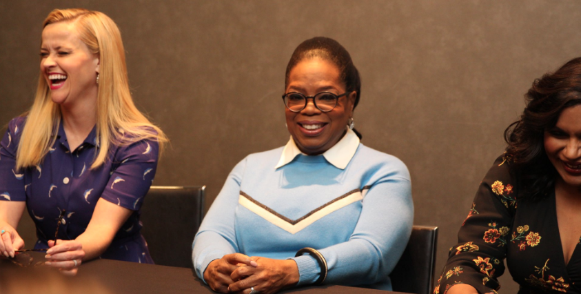 The Talkin'est Girls: My Interview with Oprah Winfrey, Reese Witherspoon & Mindy Kaling