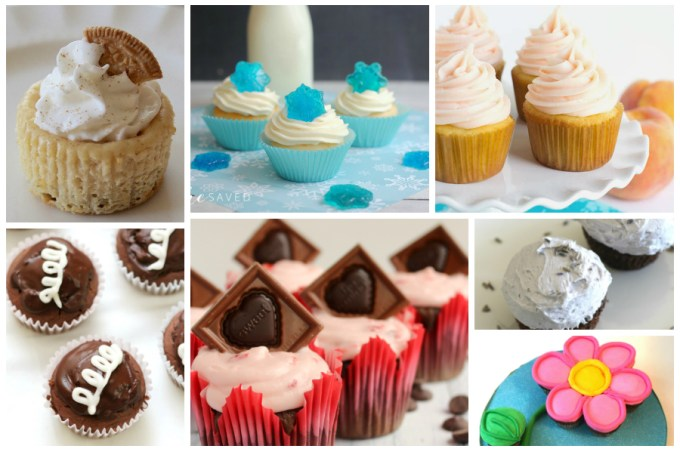 Delicious Dishes Party: Delicious Cupcake Recipes
