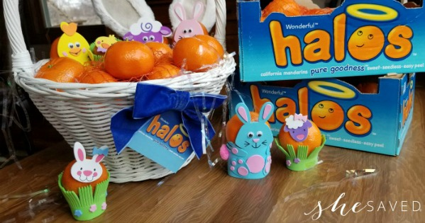 Wonderful Halos Make Easter WONDERFUL + Giveaway!