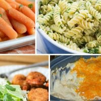 Favorite Easter Side Dishes