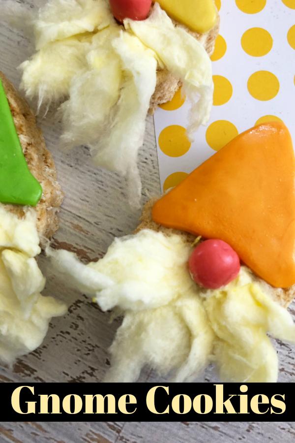 Cute Gnome Cookies recipe
