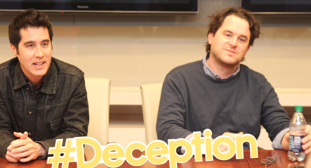 DECEPTION Comes to ABC on March 11!
