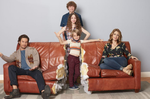 Cast Interview: ABC Splitting Up Together (Airs TONIGHT!)
