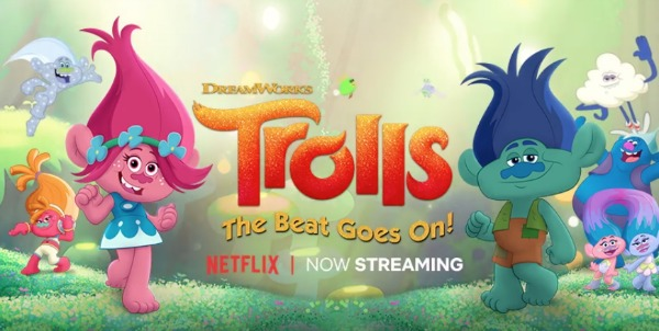 Netflix: DreamWorks Trolls: The Beat Goes On! Season 2 + Giveaway!