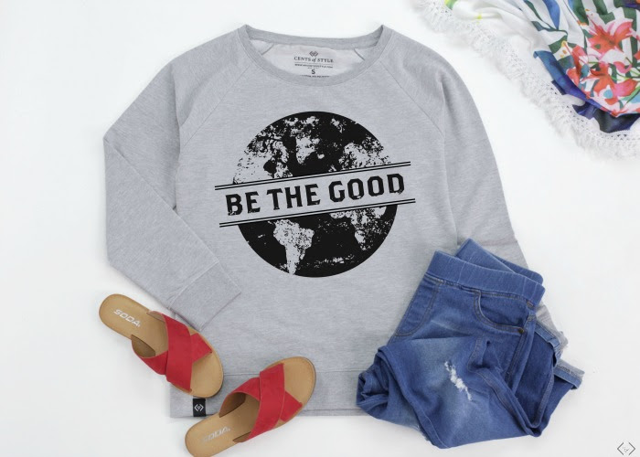Favorite Sweatshirts for $21.95 + FREE Shipping!