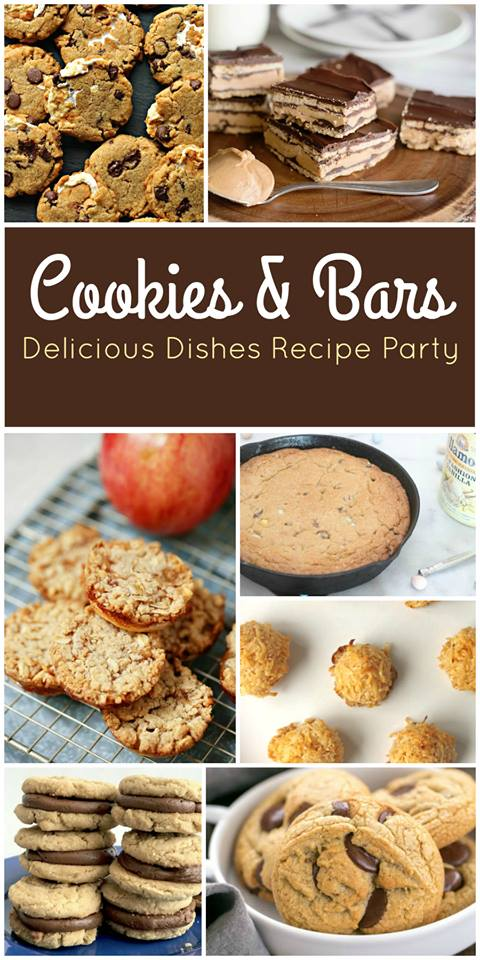 All of your favorite Cookie and Bar Recipes in one place!