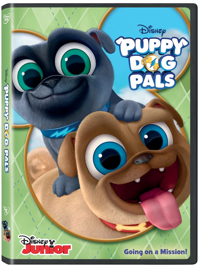 Puppy Dog Pals on DVD NOW SheSaved