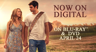 FORVER MY GIRL on Blu-ray and DVD onApril 24! (+ Giveaway!)
