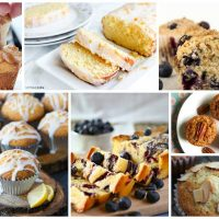 Delicious Dishes Party: Muffin and Quick Bread Recipes