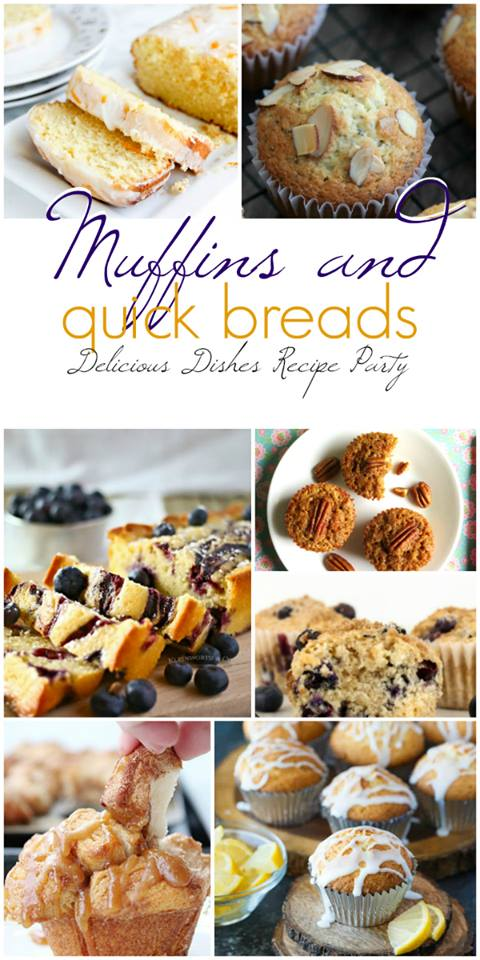 Delicious muffins and quick breads!