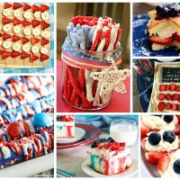 Delicious Dishes Party: Favorite 4th of July Recipes