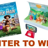 Early Man Movie Comes to Blu-Ray and DVD! + FUN Giveaway!!