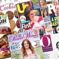 Mother's Day Magazine Gift Sale