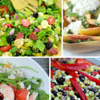 Favorite Spring Salad Recipes