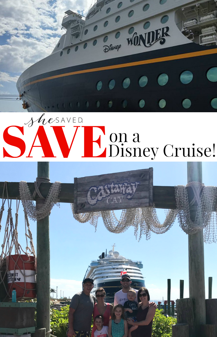 Looking to SAVE on a Disney Cruise!? Here are some tips and tricks for saving on all things Disney!