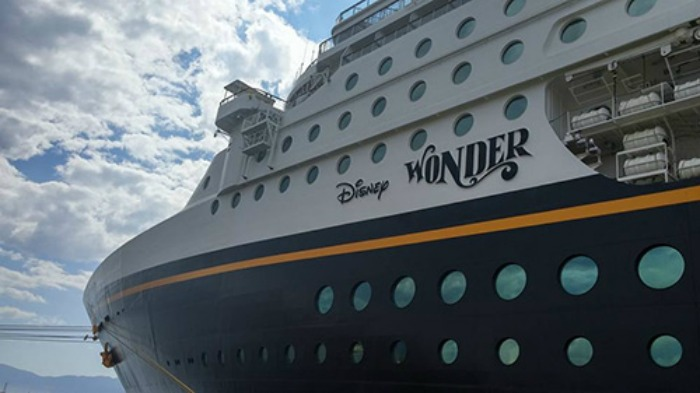 disney cruise 2018 schedule - 700×393