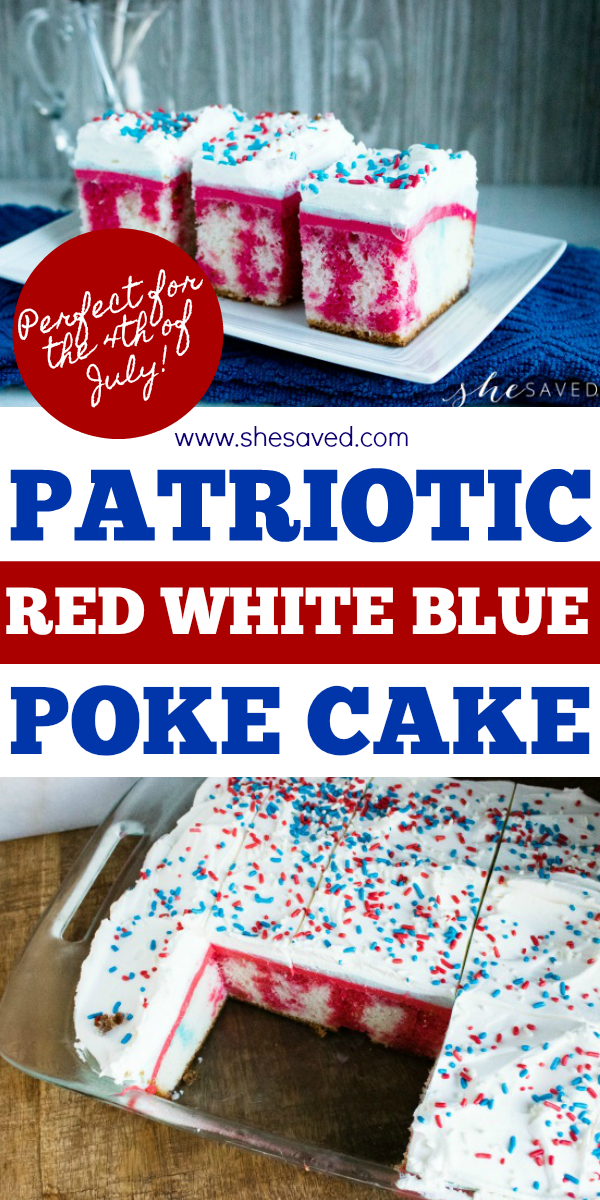 red white blue poke cake recipe