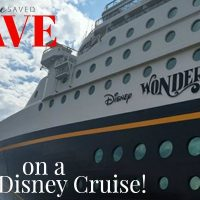 How to SAVE on a Disney Cruise + 2020 Disney Sailing Dates