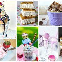 Delicious Dishes Party: Homemade Ice Cream Recipes